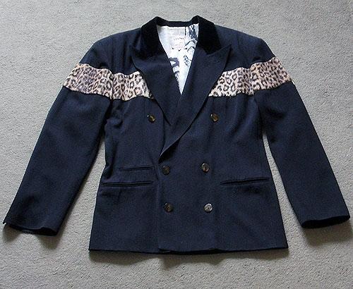 Винтажный пиджак Jean Paul Gaultier pour Gibo'