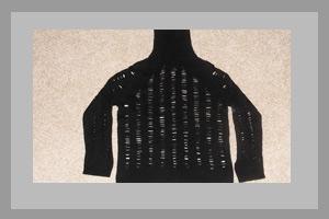 Свитер от Дмитрия Казанцева - Chicoteque | Шикотека - интернет-магазин уникальной одежды